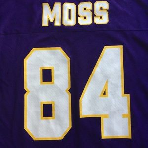 5976ac658 Logo Athletic Other - Vintage Randy Moss Minnesota Vikings Jersey